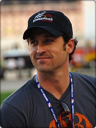 Patrick Dempsey participa en las 24 horas de Le Mans